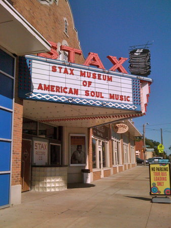 Stax Museum of American Soul Music: Stax museum, Memphis