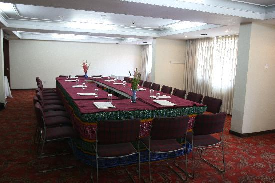 Hotel Vaishali : Conference room