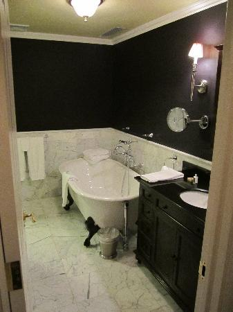 Huntington, Nowy Jork: What a bathroom!