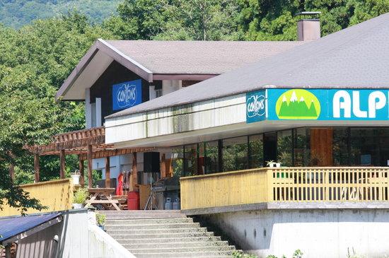 Canyons Alpine Lodge