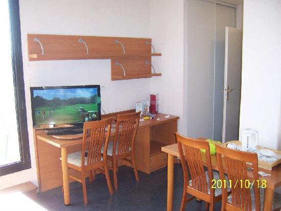 Appart'City Confort Lyon Gerland: Living room