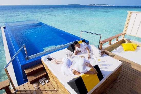 Haa Dhaalu Atoll: Angsana Velavaru, Maldives