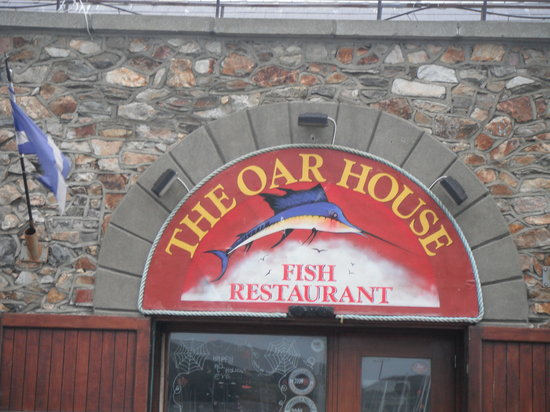 Oar house west pier howth picture of the oar house for The fish house restaurant