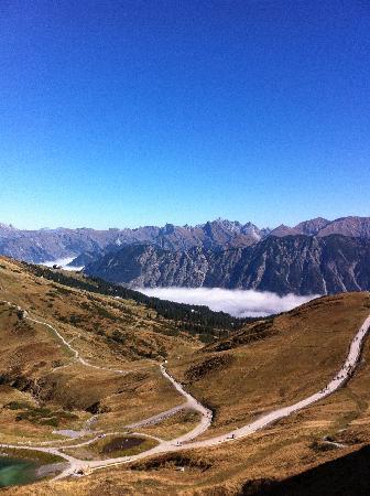 Riezler Hof: Nice View