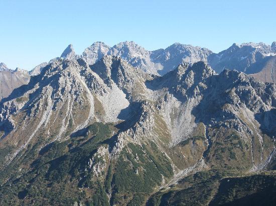 Riezler Hof: Berge