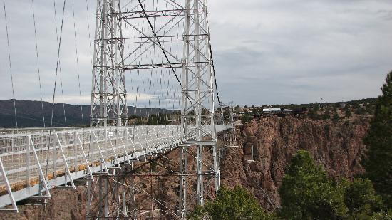 Canon City, Колорадо: Royal Gorge Bridge and Park