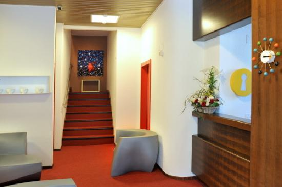 Hotel Garni Centro: ArtHotel