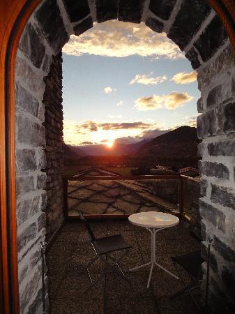 Colline de Daval: Terrasse