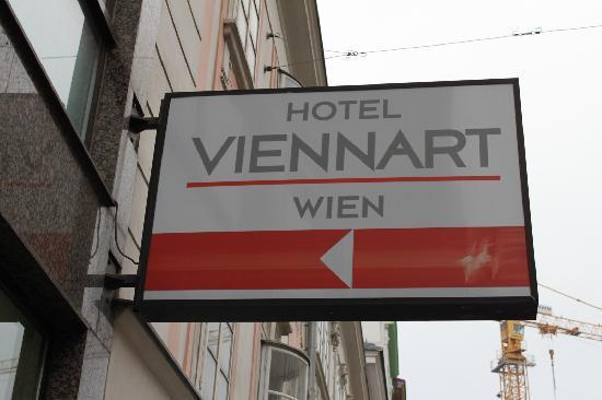 โรงแรม เวียนนาร์ท อัม มูเซียมควาเทียร์: Entrée Hôtel
