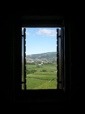 B&B La Bella: Room with a view