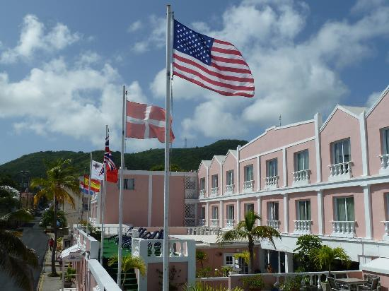 Hotel Caravelle on St. Croix: The Hotel