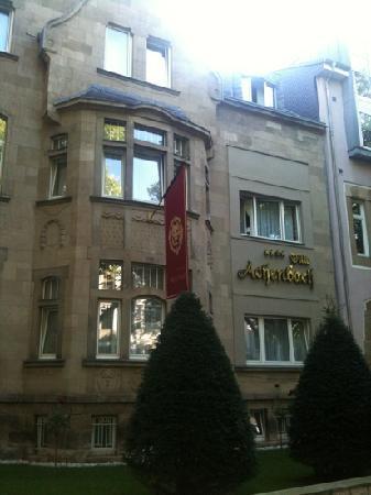 Hotel Villa Achenbach : вид с улицы