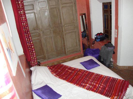 Riad Arocha : Habitación de Rose des Sables
