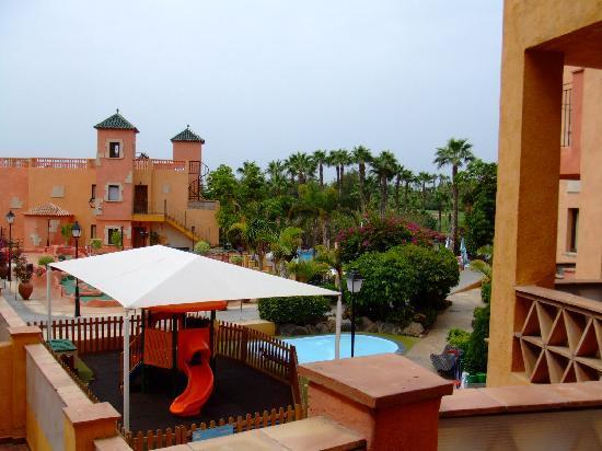 Villa Mandi Golf Resort: view from room 242