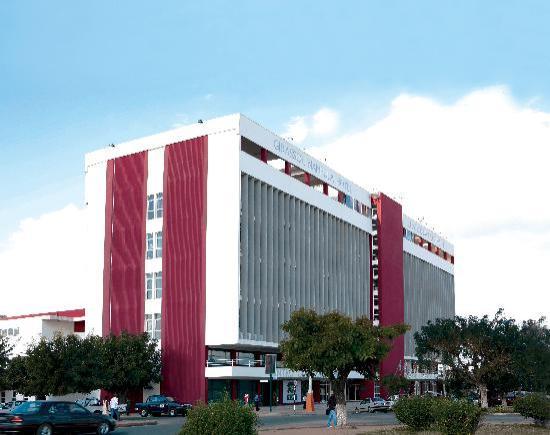 Nampula, Mozambique: Facade