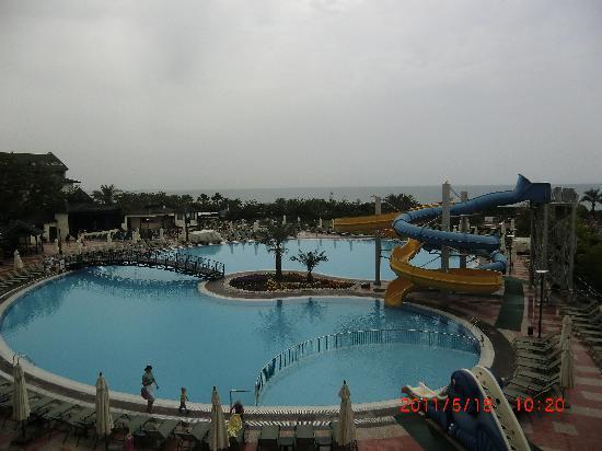 SENTIDO Turan Prince: The hotel area