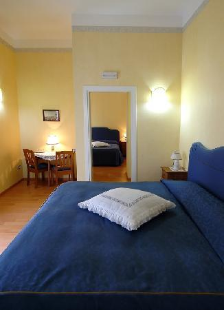 Bonapace Porta Nolana  Bed & Breakfast : Le camere