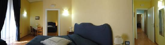 Bonapace Porta Nolana  Bed & Breakfast : camere