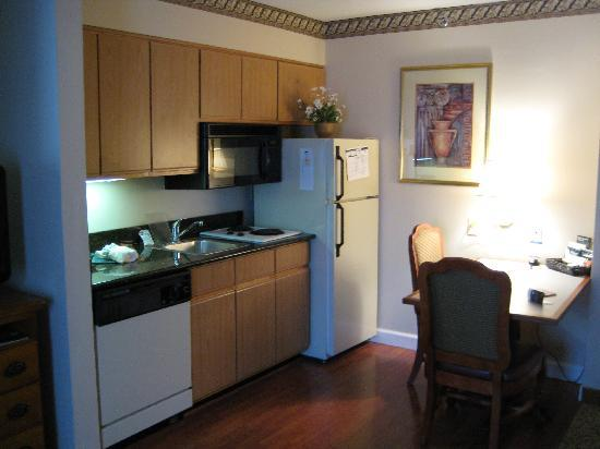 Homewood Suites by Hilton Dayton-South : Angolo Cottura