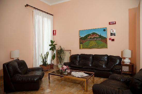 Hotel Duomo: salotto