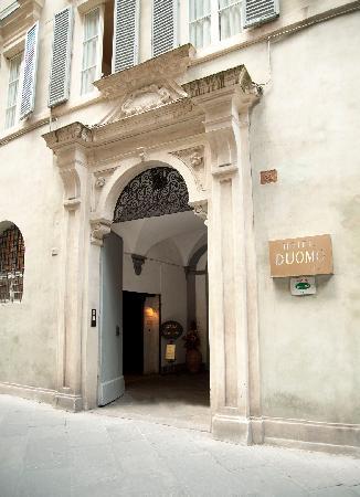 Hotel Duomo: esterno