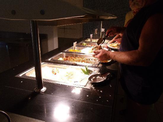 Vincci Helios Beach: restaurant