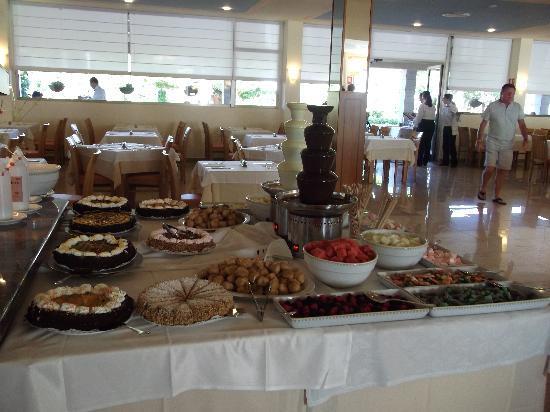 Zafiro Menorca: The best dessert iv ever had