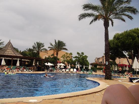 Zafiro Menorca: Pool