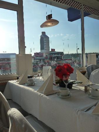 Motodrom am Hockenheimring Hotel: Frühstücksraum