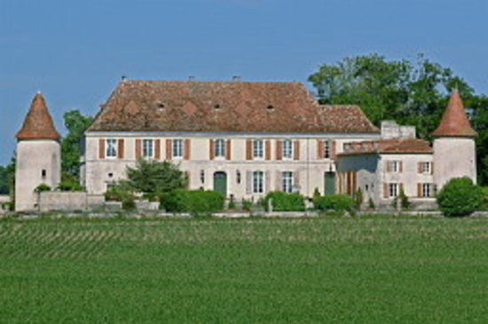 Chateau du Bourbet