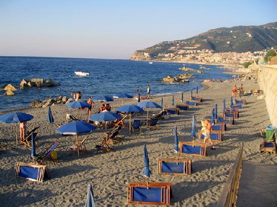 Piraino, Italia: Spiaggia