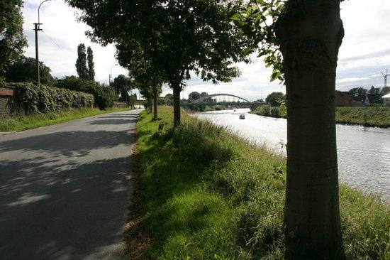 Flanders Bike Trail - Tour of Flanders - Vlaanderen Fietsroute