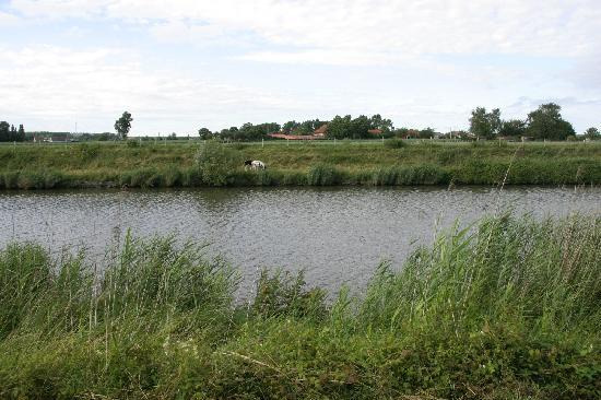 Lieve Canal Bicycle Trail - Lieveroute