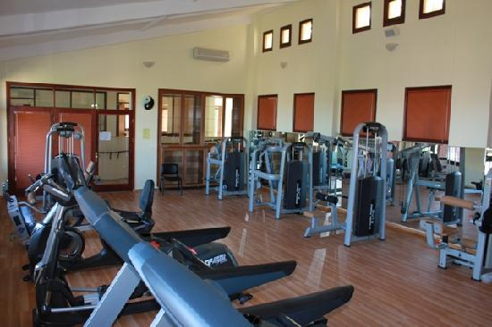 Natur-Med Thermal Springs and Health Resort: Gym