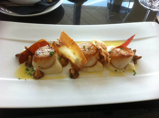 The Fish Place: Scallops