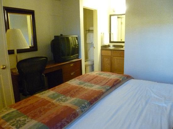 Sonesta ES Suites Somerset: Bedroom