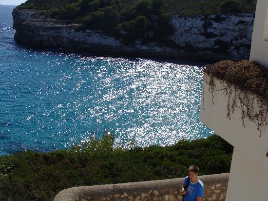 Blau Punta Reina Resort: vue de appartement vue mer