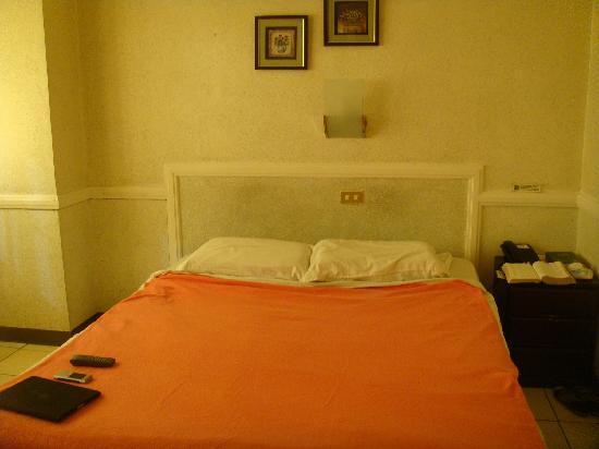 Roadway Inn : Deluxe with queen bed