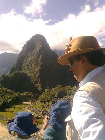 Nawin Cusco Eco apartamentos: En Machu Picchu con mis hijos