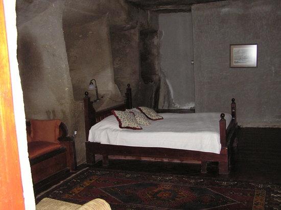 Gul Konaklari - Sinasos Rose Mansions: Mein Höhlenzimmer