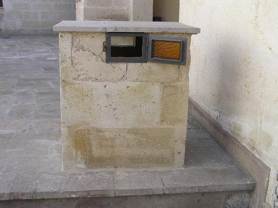 """Gul Konaklari - Sinasos Rose Mansions: """"Klimaanlage"""""""