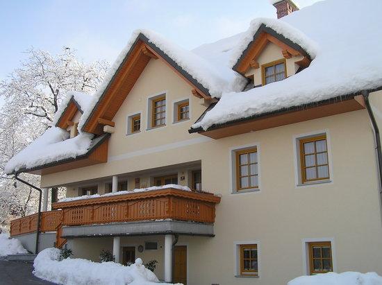 Turizem Loka: winter time