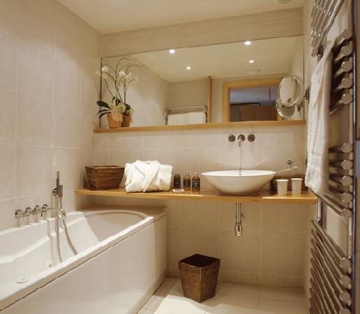 Neotelia Pavillon Riviera: Salle de bains