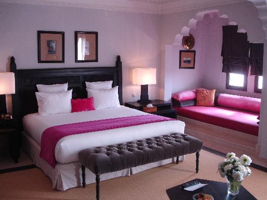 Riad Villa Blanche: Junior Suite 1