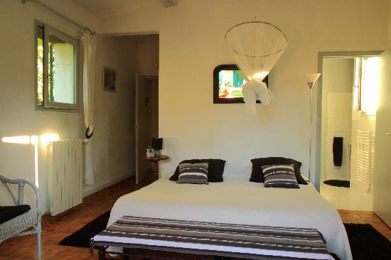 """Le Clos Saint Paul: chambre """"tropique"""""""