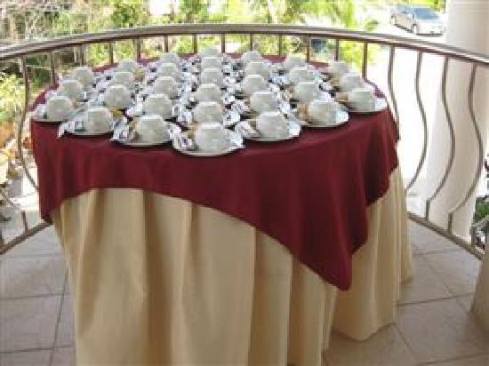 Kasem Garden: Bakery from Kasemgarden Hotel.