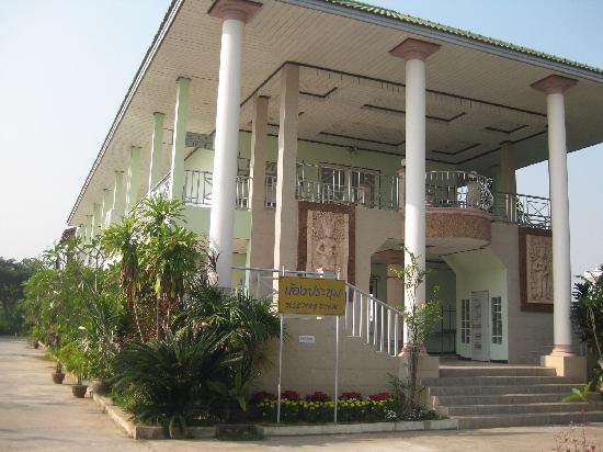 Kasem Garden: Building seminars from Kasemgarden Hotel