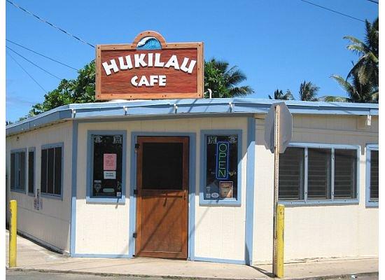 Hukilau Cafe Hours