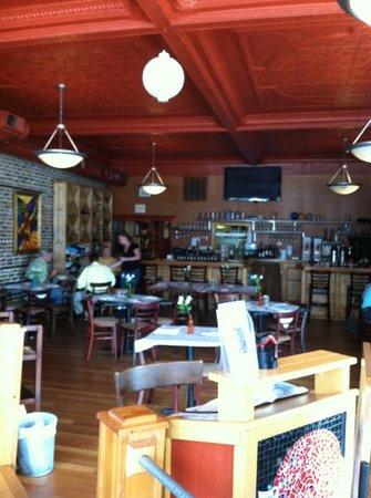 Tamara's Cafe Floridita: Inside Tamara's