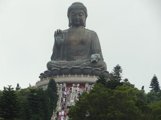 Hong Kong, China: Big Budda